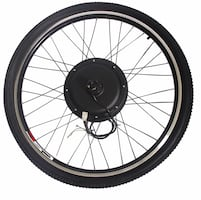 Electric bicycle hub motor wheel (wheel only)