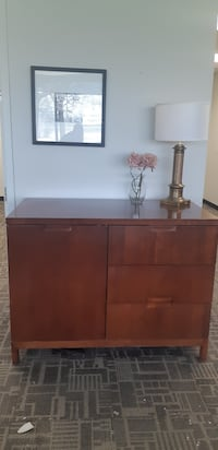 Compact size side board/delivery available Mississauga, L4Y 1P2
