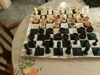 chess board and checkers complete San Benito, 78586