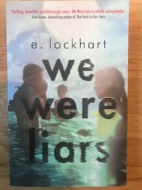 We were liars Filtvet, 3480