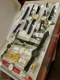 Big Selection of Brand NEW watchs .. starting $15 Montreal