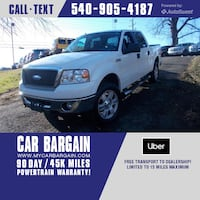 2007 Ford F-150 Lariat Warrenton, 20186