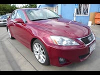 Lexus IS 250 2012 Lynwood