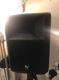 Speaker Ev  SX  A 100+ with stand