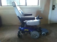 blue and gray powered wheelchair Woodbridge, 95258