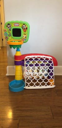 Baby's multicolored 3in1 toy Richmond Hill, 31324