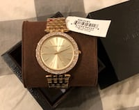 BNIB Authentic MK Darci women watch Vancouver, V5T 2X3