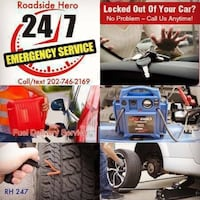 Roadside Assistance Washington