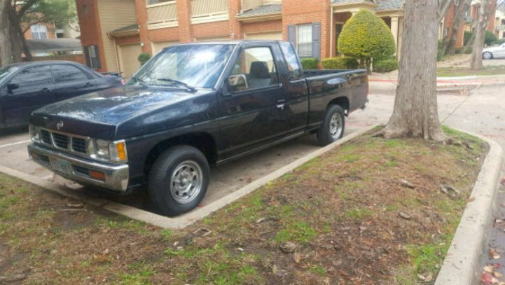 Photo 1993 Nissan Pick-Up / Frontier