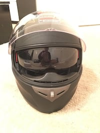 Bluetooth motorcycle helmet (M) Herndon, 20171