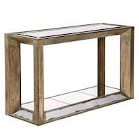 Glass console Arlington, 22203