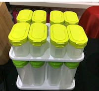 Tupperware baharatcik set 225 tl