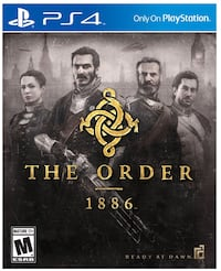 THE ORDER 1886 PS4 OYUNU null, 34674