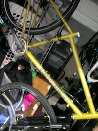 original SALSA Bike frame