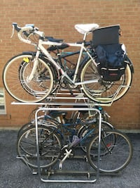8 bike metal bike rack  Oakville, L6H 3H2