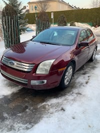2007 Ford Fusion Laval