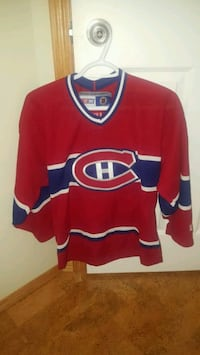 Montreal Canadians Youth Jersey  Calgary