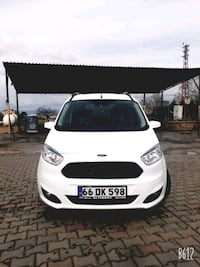 Ford - Courier - 2016 Yerköy