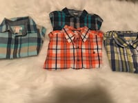Starting from left, 2T, middle row is 3T, next is 4T, s/f p/f poos, no holds. Pick up in imperial $6.00 for all  Imperial, 63052