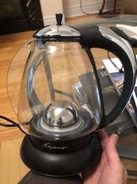 Glass Kettle from Capresso Vaughan