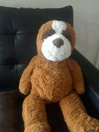 brown and white dog plush toy Citrus Heights, 95621