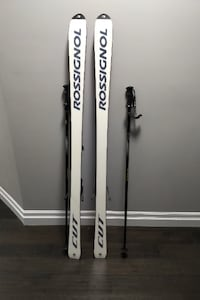 160cm Rossignol Skis and Bindings For Sale