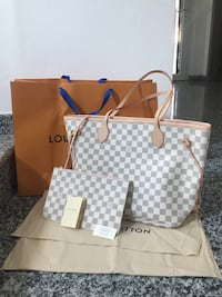 Neverfull Louis Vuitton  Milano, 20122