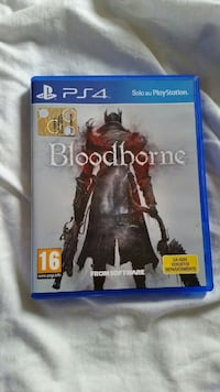 Bloodborne PS4 6954 km