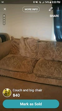 couches for sale make offer Hanford, 93230