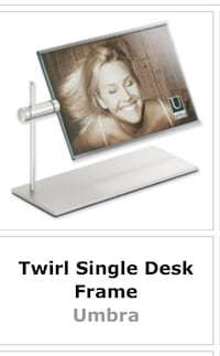 Umbra Twirl Photo Frame