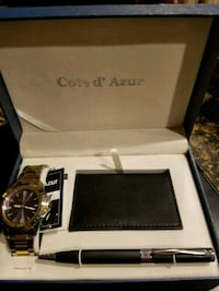 Men's Watch gift set (new) Burtonsville