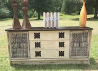 white and brown wooden dresser Tupelo