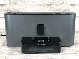 Sony ICF-C1iPMK2 FM/AM Alarm Clock Radio iPhone iPod Dock