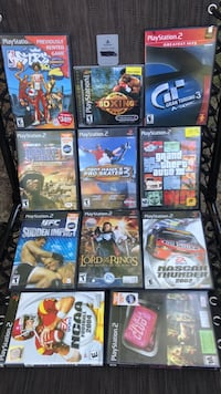 Play Station 2 Variety