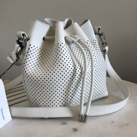 Proenza Schouler White Small Bucket Bag Toronto, M5B 2L7