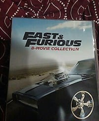 Fast and Furious 8 movie collection case