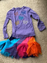Girls 5t outfit  Round Lake, 60073