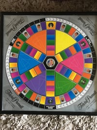 Trivial Pursuit: 25 Year Silver Anniversary Edition Mississauga
