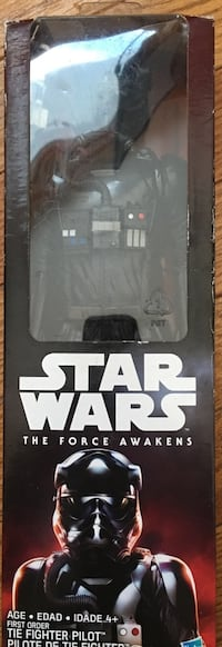 Star Wars unopened Stony Plain, T7Z 1C9
