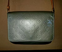 Authentic LOUIS VUITTON SilverVernis Crossbody Bag Sherman Oaks, 91403