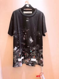 Off White Galaxy Tee Vancouver