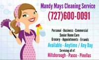 House cleaning Lutz, 33558