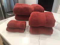 Towel set for sale (1 Bath, 1 Hand & 1 Washcloth) Bethesda, 20816