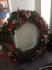 Christmas wreath Brampton, L6S 5W1
