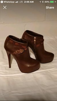 Gaterina Ankle Boots Vaughan, L6A 3P3