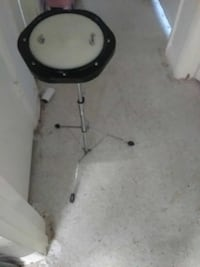 white and black snare drum Palm Bay, 32905