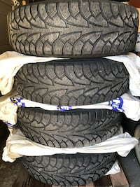Hankook Winter Tires  Whitby, L1R 2H7