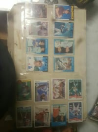 assorted baseball trading card collection Quartz Hill, 93551