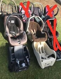 baby's black and gray travel system Los Angeles, 90061