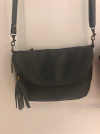 REAL LEATHER cross body Mississauga, L4W 2J8